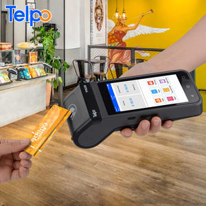 Smart Terminals Leader for Business Telpo all in one NFC card payment offline pos machine price