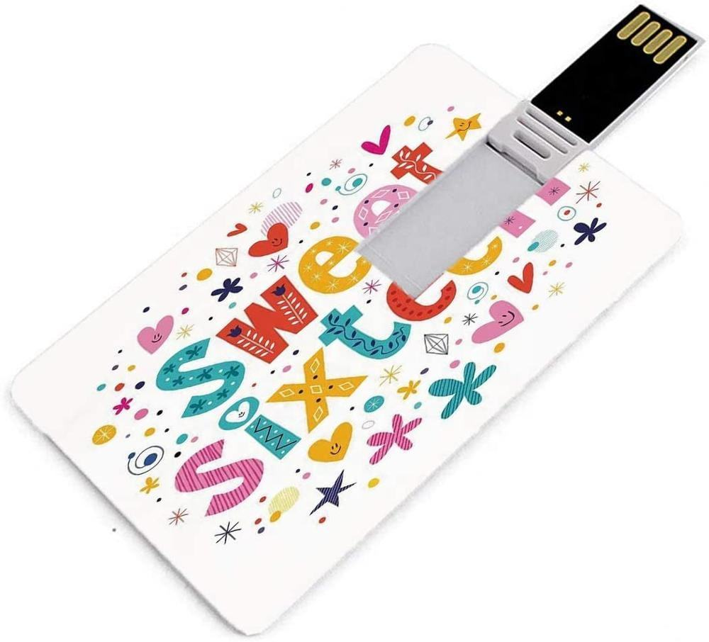 Bulk cheap wholesale extra slim credit card type pen drive person OEM design printed plastic business card usb flash