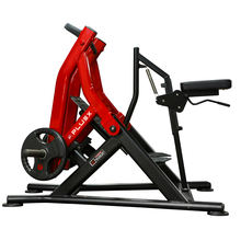 Charming Design Hammer Strength Gym Machine Plate Loaded Seated Row
