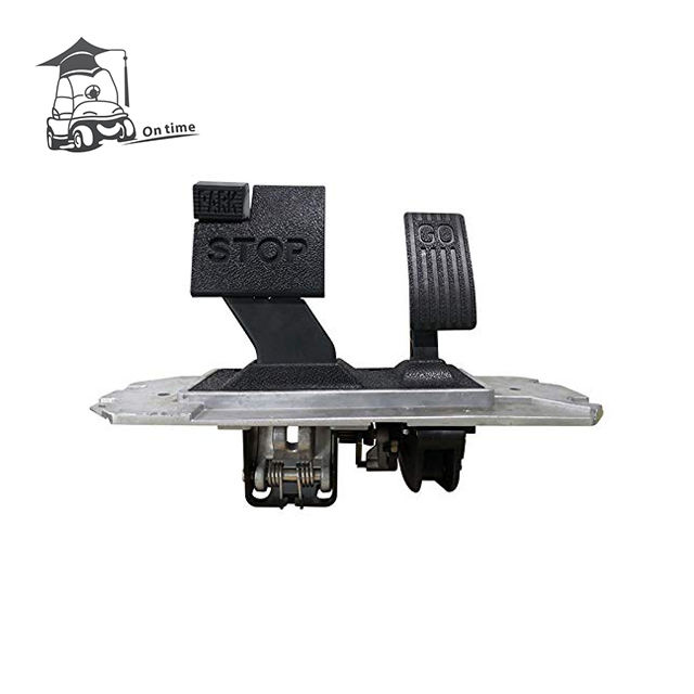 Accelerator Pedal Assy (2nd gen) For Club Car Precedent Electric 2009-up #103974821 1039748-21 102595021 1025950-21