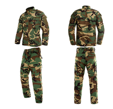 <span class=keywords><strong>Camouflage</strong></span> allemand deux pièces, <span class=keywords><strong>uniforme</strong></span> militaire pour hommes, vente en gros