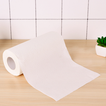 Full embossed individually wrapped paper kitchen, strong oil absorption tissue paper kitchen towel paper