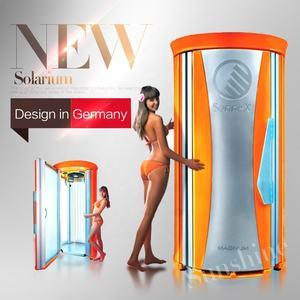 Whole Sale Price Sunshine Solarium F10 Tanning Bed Standup EuropeanStyle Sunbed For Sale / Commercial Solarium Tanning Machine
