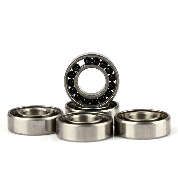 10 pcs 695 5*13*4 Plastic Nylon POM Ball Bearings 5x13x4 mm