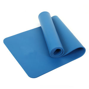 Wholesale cheap NBR yoga mat for exercise