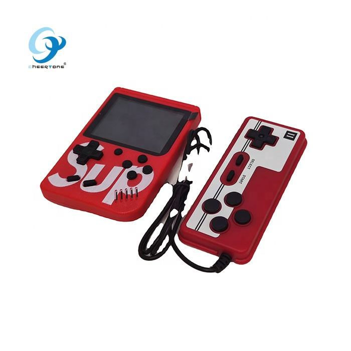 CT885I Mini Retro Classic Handheld Portable Portatil TV Sup 400 in 1 Sup TV Video Gaming Console Consola Game Box for Sale