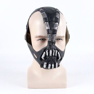 Bain mask cos Halloween Bat bat bat Dark Knight rising mask helmet prop Bane