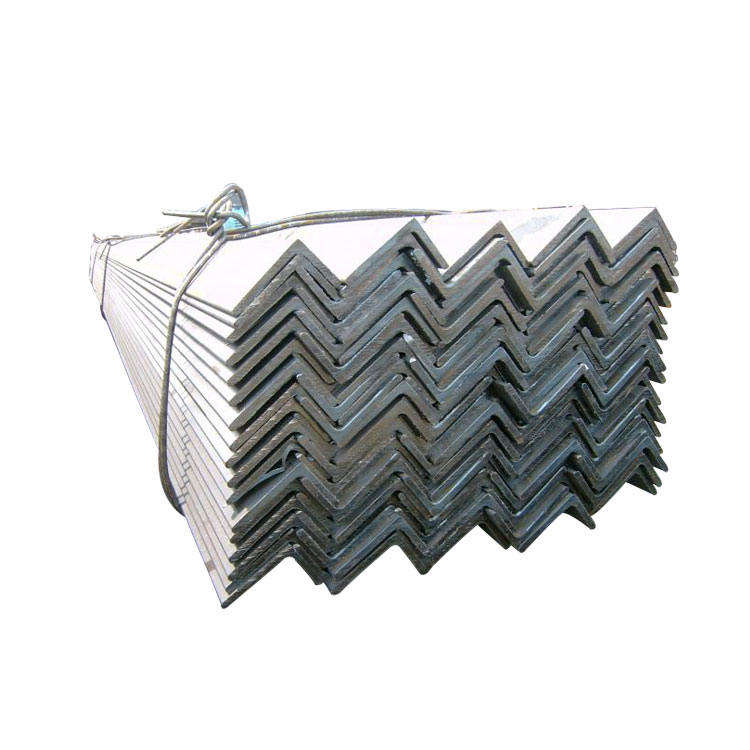 Hot dipped galvanized steel angle bar price, slotted perforated hot rolled iron angle size 100x100x5
