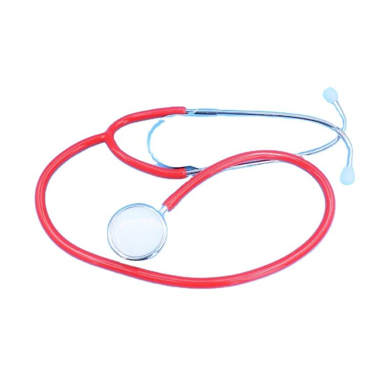 Cheap Medical Simple Dual Head Stethoscope