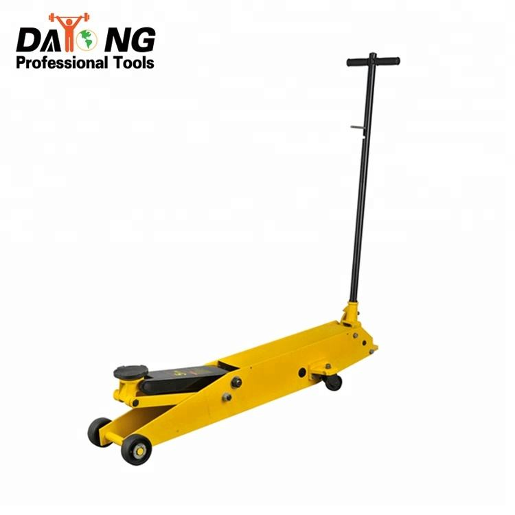 5 Ton Hydraulic Long Floor Jack Long Crocodile Jack