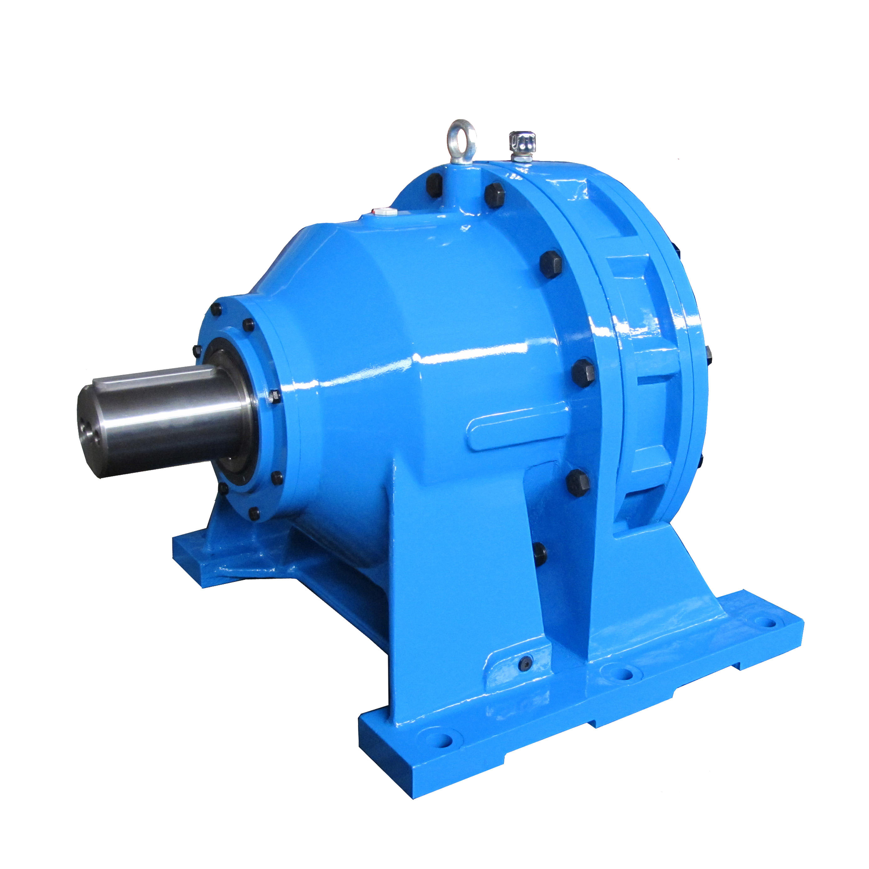 cycloidal speed reducer XW9 manual transmission 2 1 reduction gearbox torque arm speed reducer cycloidal pinwheel gearbox