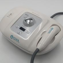 Cryo Electroporation face lifting and wrinkle removal Skin Cool machine