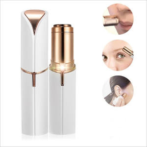 Mini USB Eyebrow Trimmer Electric Lady Shaver Facial Razor Face Hair Remover Body Hair Removal Depilators For Women Hair Remover