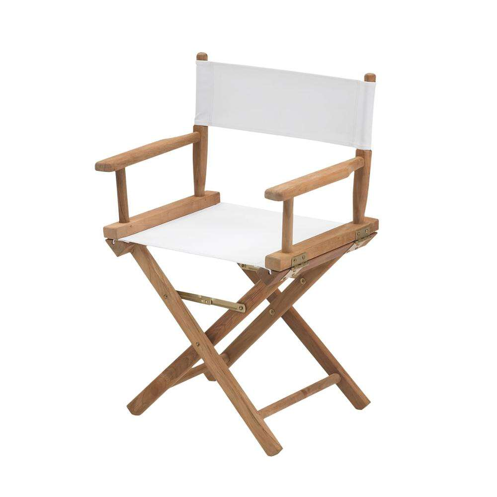 The New Design Folding Chair Bamboo Garden Furniture for Outdoor
