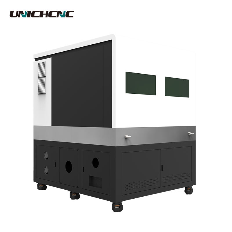 Construction Works Laser Cutting Machine Metal LXF0606 High Speed Mini Fiber Laser Cutting Machine Price For Metal