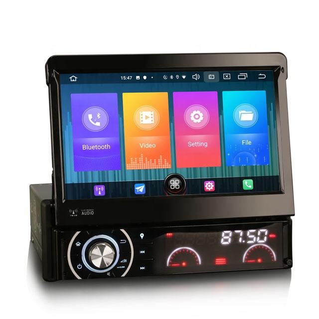 Erisin ES2790U Mới Nhất 1 Din Android 10.0 4 Gam Wifi Gps Car Dvd Player