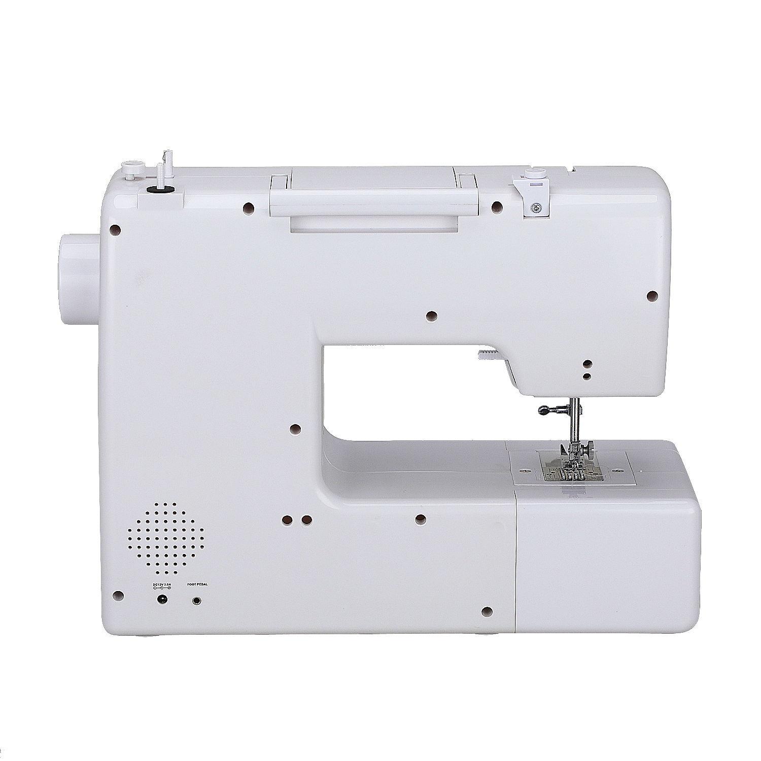 Quality Stitching Machine VOF FHSM-705 Straight Stitch Electric Domestic Sewing Machine For Cloths With Factory Price