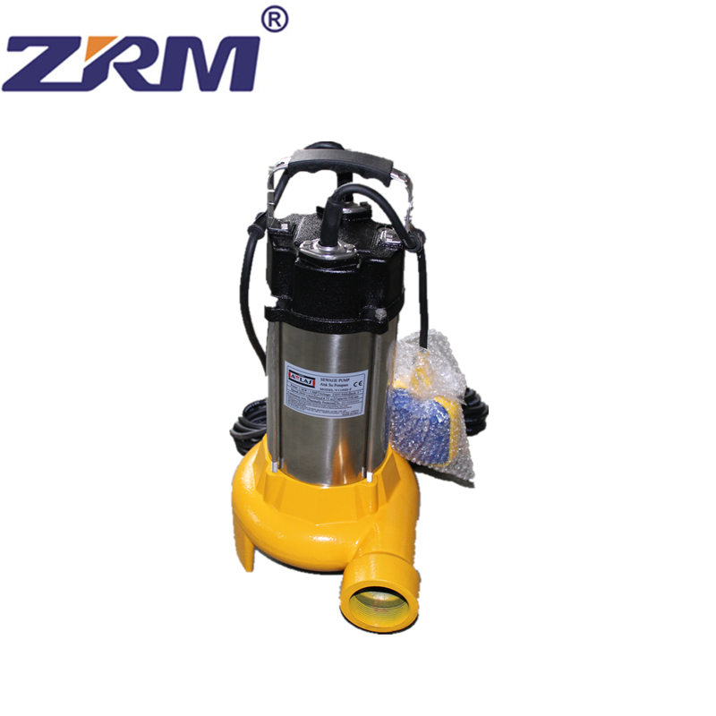 1.5hp 100% Copper Wire Sea Water Submersible Pump Specifications