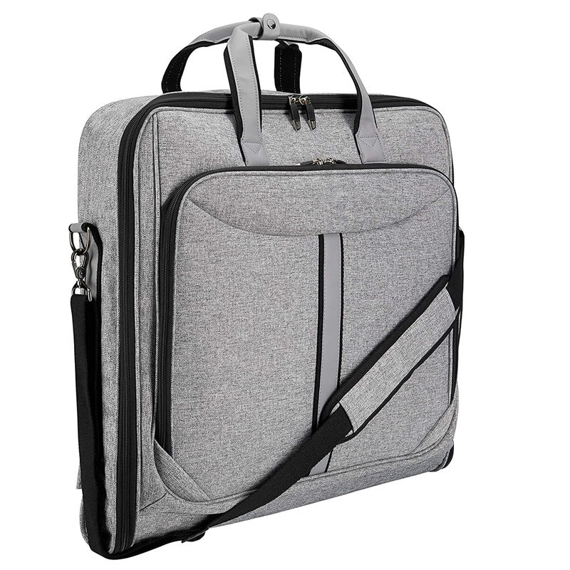 New Design Carry on Travel Suit Bags 2 in 1 Garment Duffle Bag