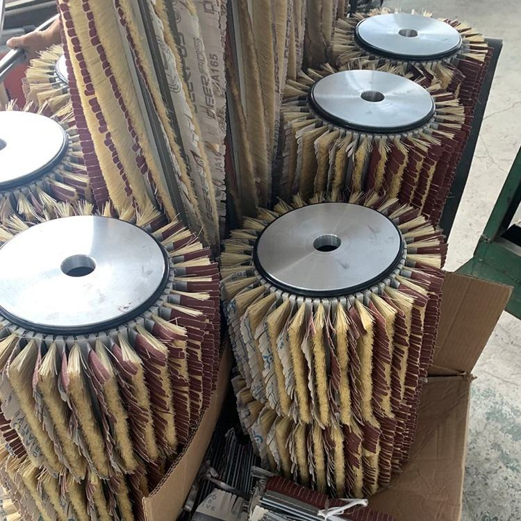 Cheaper Price Industrial Wood Sanding Brush