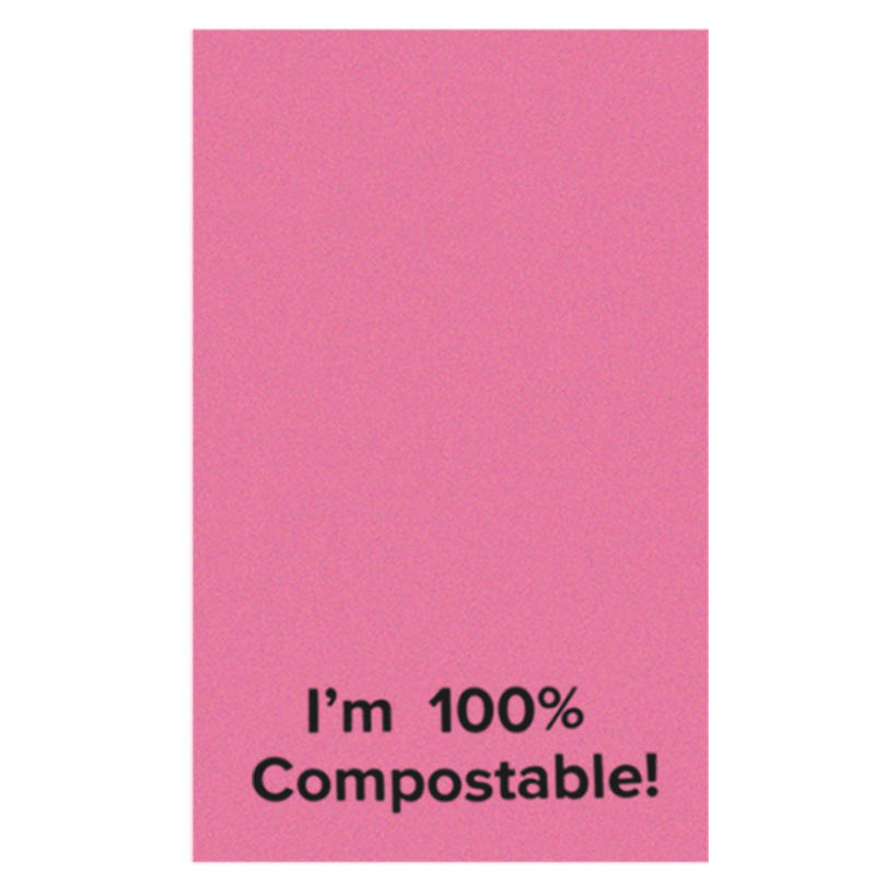 100% Biodegradable Compostable Cornstarch Poly Proimted Mailers Mailing Bags Usps