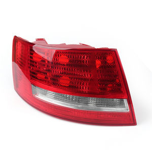 Areyourshop New Led Tail Light Cover Left Driver'S Side For 05-2008 Quattro-Audi A6 S6 C6