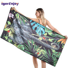 Beach Use And Woven Technics Thick Velour Jacquard Cotton Beach Towel, Wholesale Sublimation Printed Microfiber Beach Towel