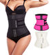 High waist slimming belt slim shaper panty tummy control women waist trainer shaper