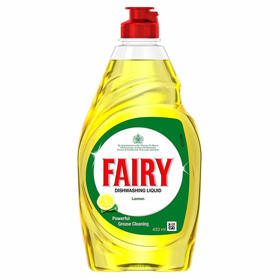 FAIRY Washing-Up Liquid, all flavours/Fairy Lemon Dishwashing Liquid