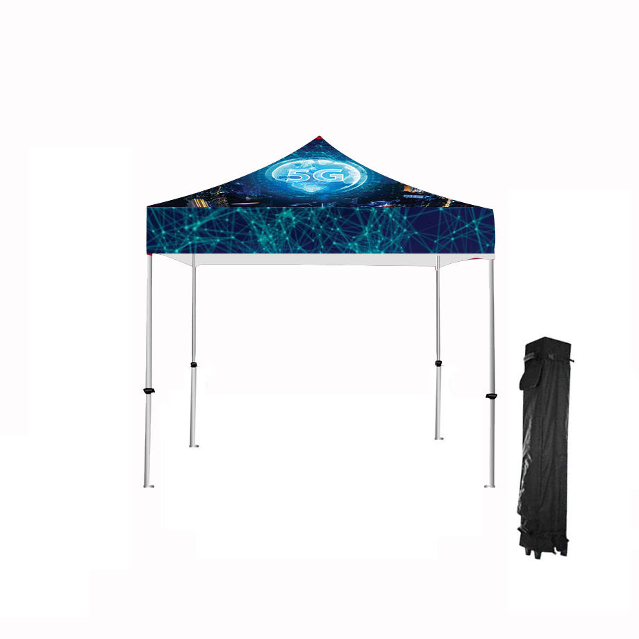 10x10ft 600D Oxford fabric canopy hard frame tradeshow tent for outdoor activity