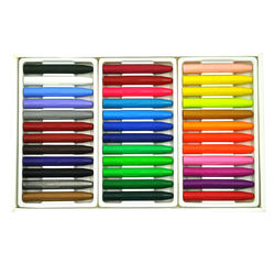 Wax crayon colorful crayon 36 colors for kids crayons