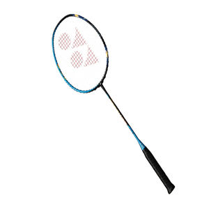 Hot Sale Iron Alloy Primary Durable Lining Badminton Racket