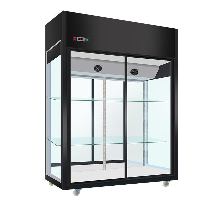 2020 Flower display cooler Preservation and Fresh flower refrigerator Fresh flower refrigerator