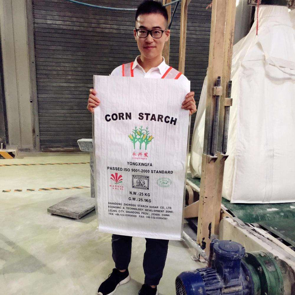 Corn Starch In Bulk Price