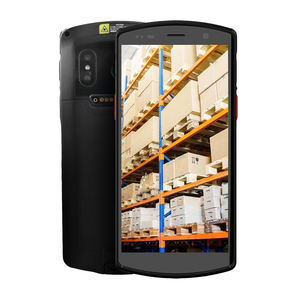 DT50 industrial rugged handheld barcode scanner data collector android pda terminal