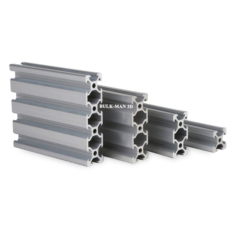 V-Slot Aluminum Extrusion Profiles V-Slot Linear Rail 2020 2040 2060 2080