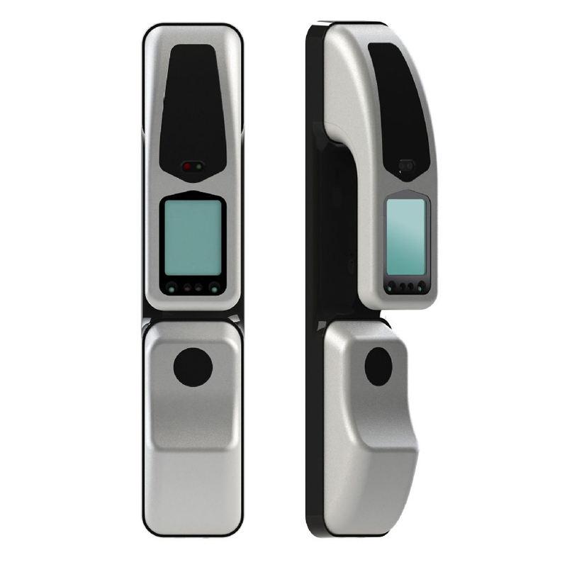 ホット販売自動顔 Id アクセス制御システムスマートデジタルフェイシャルアクセス認識ドアロック