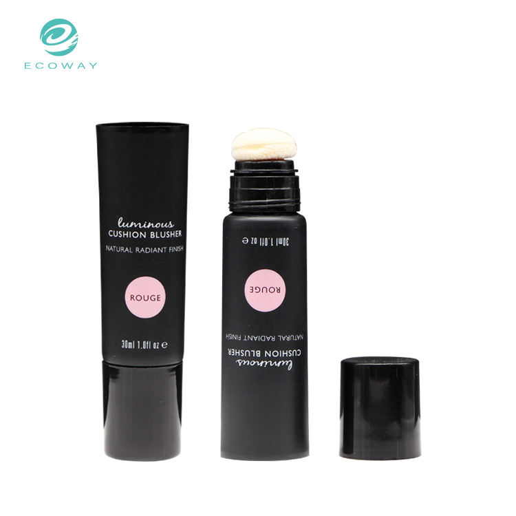 Empty Squeeze Cream Tube Cosmetic 30ml for BB CC Foundation