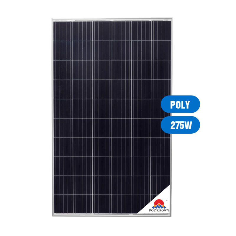 Factory Direct 60 Cells Solar Panel 5Bb 275W Poly Solar Panel For Solar