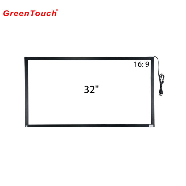 32 pollice overlay multi touch screen, cornice touch a infrarossi per LCD/LED tv