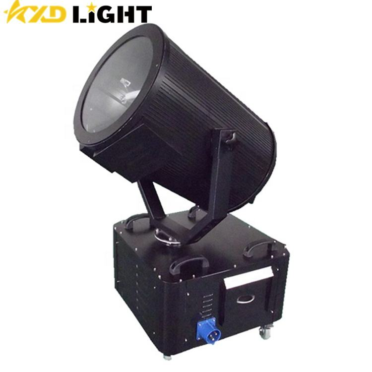 Professional LED High Power Search Lighting Outdoor 5000W Sky Search Beam Tracker Light IP65 Beam Serach Track Light