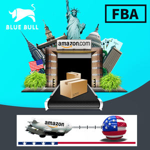 Amazon fba door to door delivery service fba freight forwarder international air freight rates China shipping agent to USA