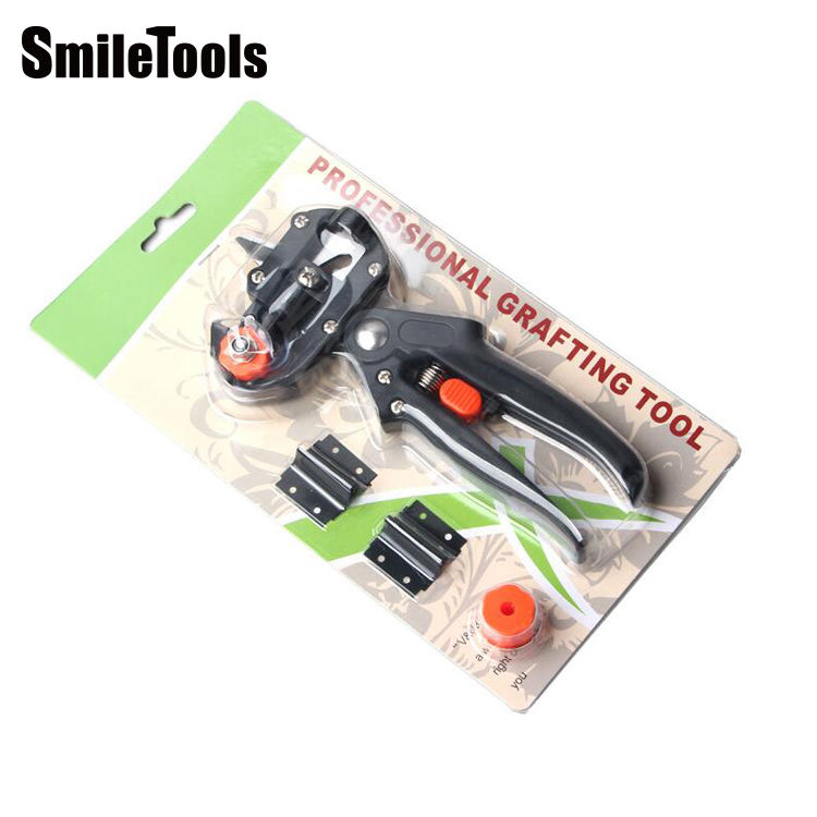Professional Garden Grafting Pruning Pruner Cutting Tools Kit