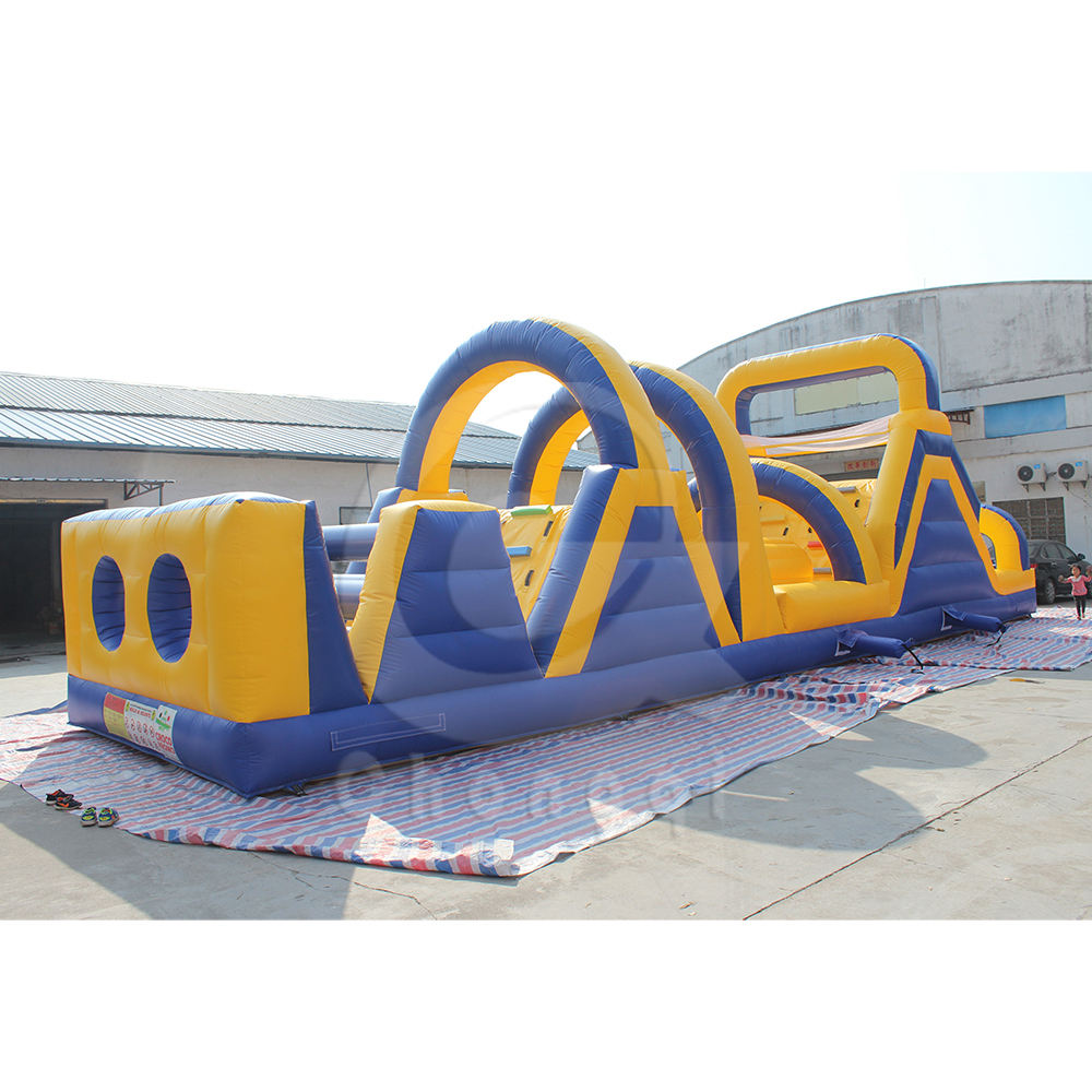 adult inflatable obstacle course customized inflatable obstacle course commercial inflatable obstacle course