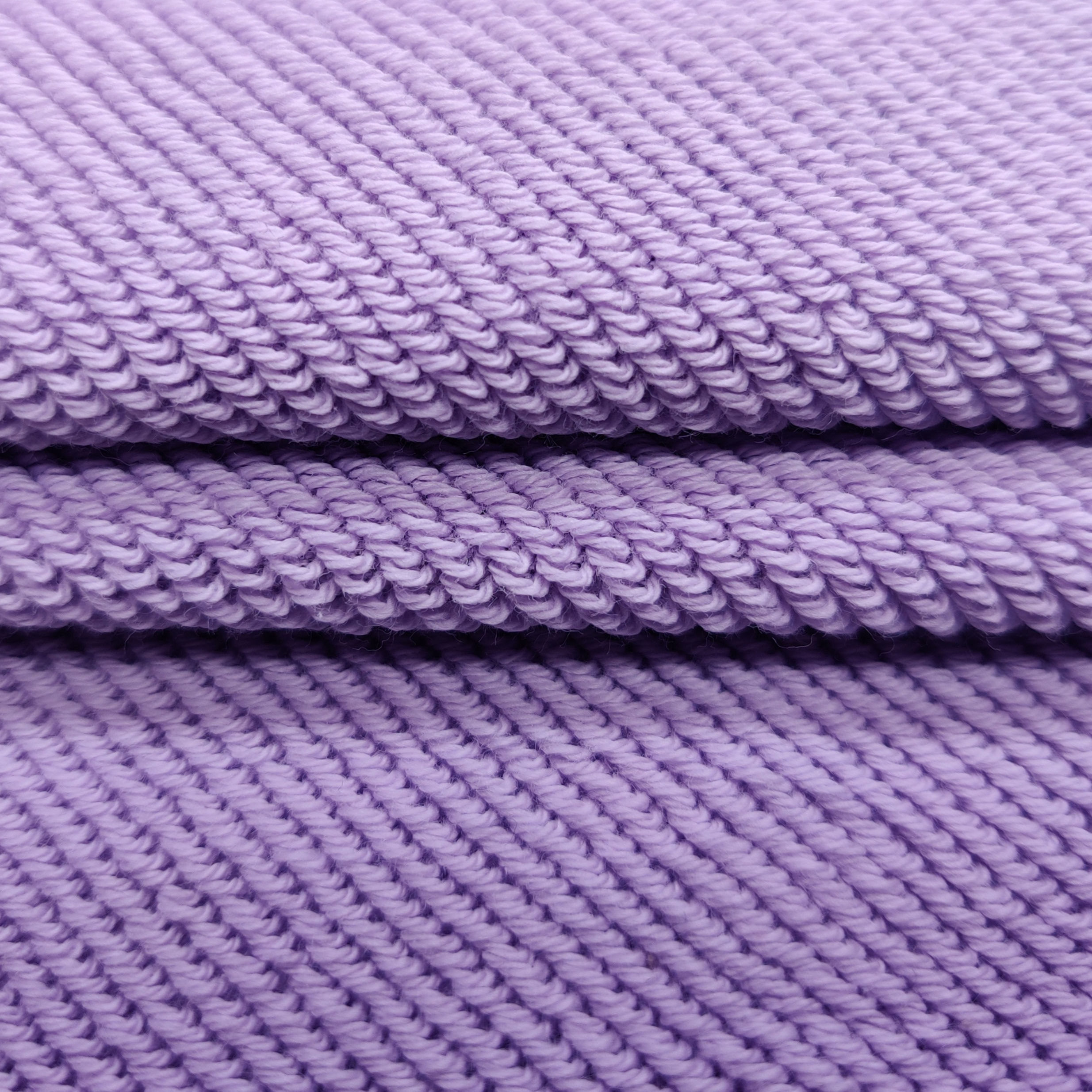 Custom 100% cotton organic french terry knitted fabric