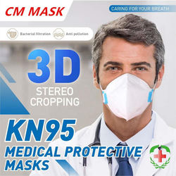 Hot Selling Brand Earloop Type Folding Anti Virus Surgical KN95 Medical Protective CM Face Mask