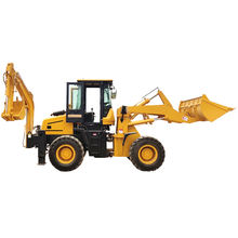 Cheap Backhoe Loader Mini Tractor Digger For Sale