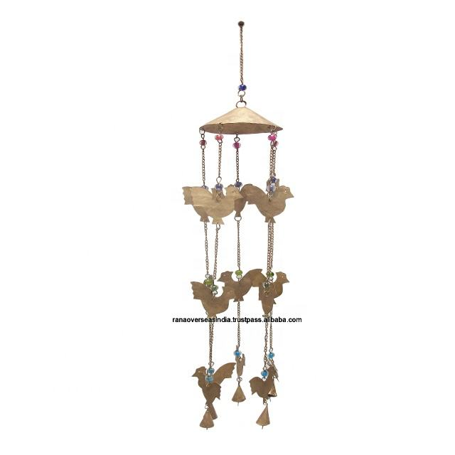 Brass Wind Chimes for Home Decoration