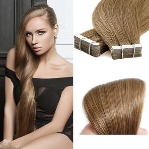 hair talk tape hair piece tape hair extension 2 way tape