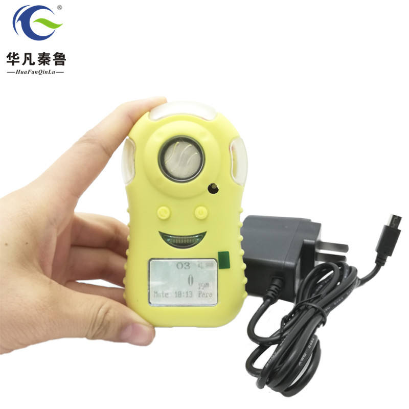 Factory price rechargeable portable o3 ozone gas leak alarm detector